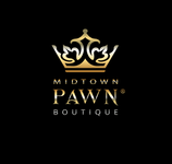 Either Midtown Pawn Boutique or just Pawn Boutique Logo - Entry #40