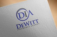 """DeWitt Insurance Agency"" or just ""DeWitt"" Logo - Entry #58"