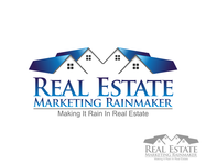 Real Estate Marketing Rainmaker Logo - Entry #25