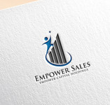 Empower Sales Logo - Entry #255