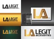 Legit Accessories Logo - Entry #54