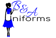 B&A Uniforms Logo - Entry #87