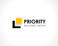Priority Building Group Logo - Entry #208
