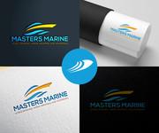 Masters Marine Logo - Entry #198