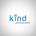 Kind LED Grow Lights Logo - Entry #114