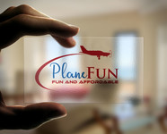 PlaneFun Logo - Entry #53
