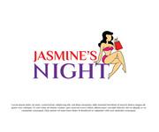Jasmine's Night Logo - Entry #122
