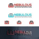 Nebulous Woodworking Logo - Entry #25