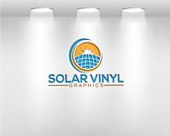 Solar Vinyl Graphics Logo - Entry #261