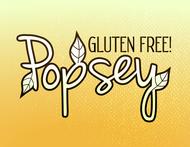 gluten free popsey  Logo - Entry #49
