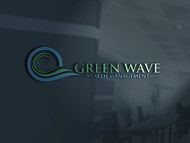 Green Wave Wealth Management Logo - Entry #373