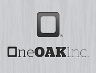 One Oak Inc. Logo - Entry #1