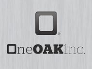 One Oak Inc. Logo - Entry #1