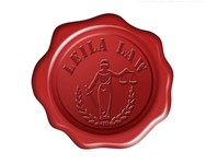 Leila Law Logo - Entry #47