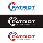 Patriot Pool Service Logo - Entry #220