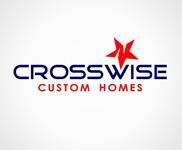 Crosswise Custom Homes Logo - Entry #48