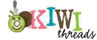 Kiwi Threads Logo - Entry #28