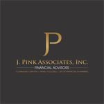 J. Pink Associates, Inc., Financial Advisors Logo - Entry #1