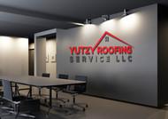 Yutzy Roofing Service llc. Logo - Entry #102