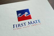 First Mate Logo - Entry #57