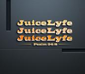 JuiceLyfe Logo - Entry #222