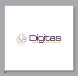 Digitas Logo - Entry #100
