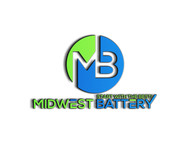 Midwest Battery Logo - Entry #24