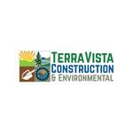 TerraVista Construction & Environmental Logo - Entry #280