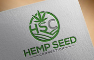 Hemp Seed Connection (HSC) Logo - Entry #150