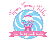 Topsey turvey tables Logo - Entry #32