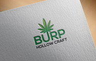 Burp Hollow Craft  Logo - Entry #196