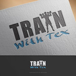 Train With Tex Logo - Entry #44
