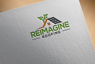 Reimagine Roofing Logo - Entry #346