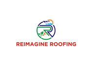 Reimagine Roofing Logo - Entry #44