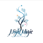 Night Magic Productions Logo - Entry #34