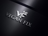 Vegan Fix Logo - Entry #24