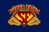 Superman Like Shield Logo - Entry #53