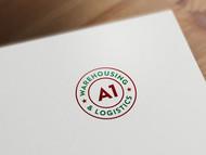 A1 Warehousing & Logistics Logo - Entry #141