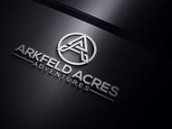 Arkfeld Acres Adventures Logo - Entry #170