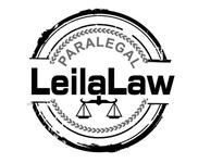 Leila Law Logo - Entry #82