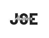 Amateur JOE Logo - Entry #55