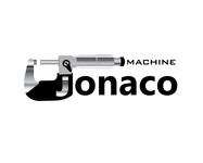 Jonaco or Jonaco Machine Logo - Entry #89