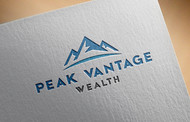 Peak Vantage Wealth Logo - Entry #89