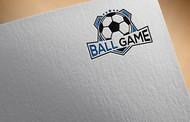Ball Game Logo - Entry #54