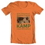 KAMPcoordinator : Kids' Adventure Mapping Program   Logo - Entry #10