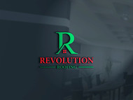 Revolution Roofing Logo - Entry #43