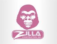 Zilla Construction, Inc Logo - Entry #6