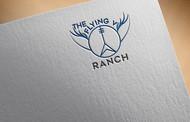The Flying V Ranch Logo - Entry #67