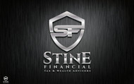 Stine Financial Logo - Entry #123