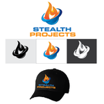 Stealth Projects Logo - Entry #123